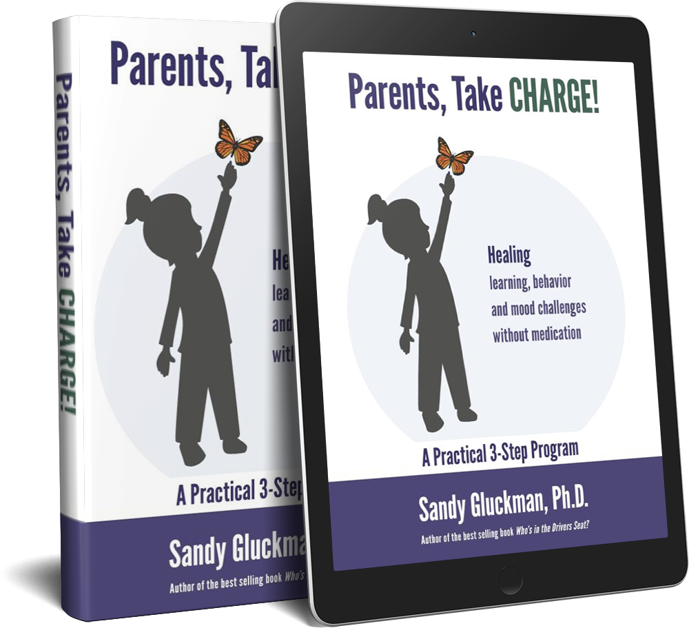 Parents Take Charge Book and iPad